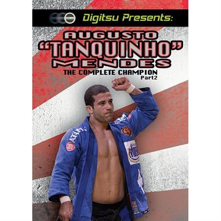 DIGITSU Augusto Tanquinho Mendes The Complete Champion Part Two 2-Disc DVD Set